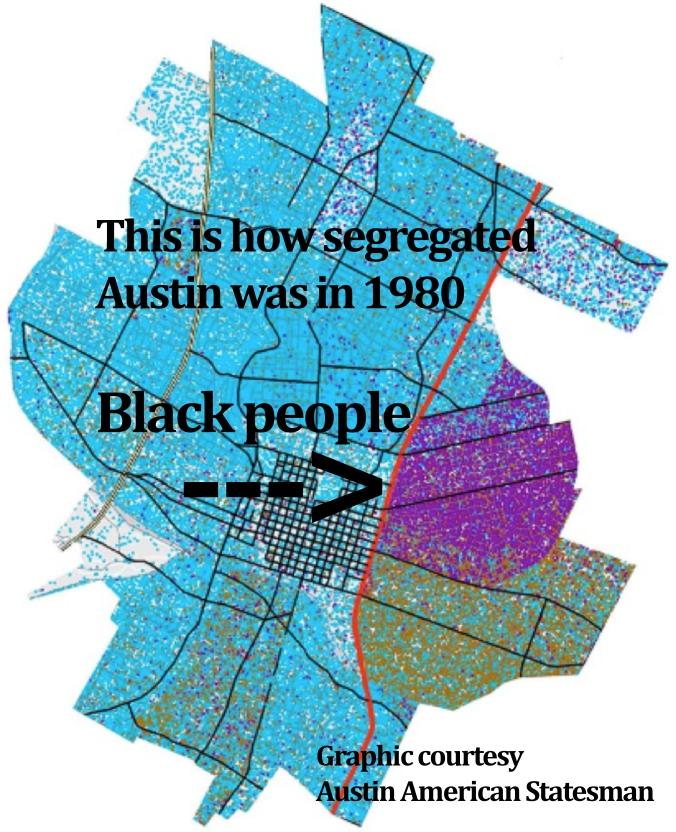 Austin segregation